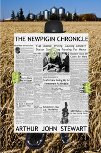 The Newpigin Chronicle for sale